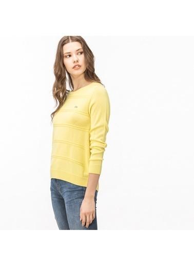 Lacoste Triko Sarı